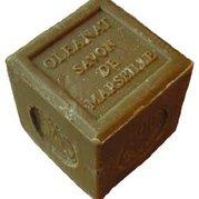 Olivoljetvål, kub, 600g